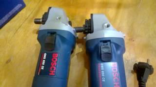 Bosch GWS 850 CE (0601378793) - відео 3