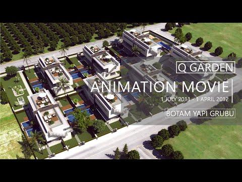 Q Garden - Animation Movie