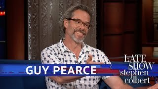 Guy Pearce's Master Class On Australian Slang - Video Youtube