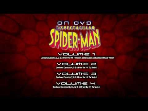 The Spectacular Spider-Man - DVD Trailer.
