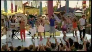 Hannah Montana - Lets Get Crazy Official Music Video HQ