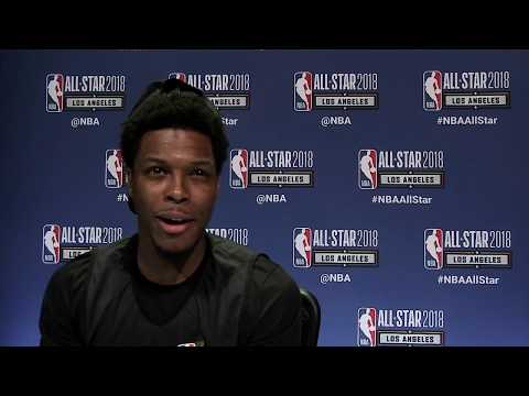 Which Sport Would NBA Players Play Outside of Basketball?   2018 All-Star Media Availability