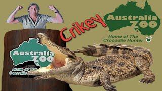 My day at Australia Zoo 2020