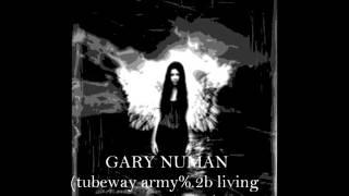 GARY NUMAN  listen to the sirens