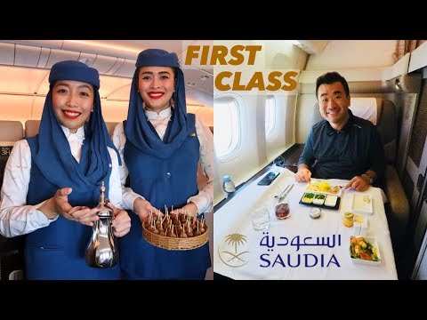 Saudia Airlines First Class – Is it Sam Chui approved?