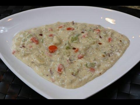 Homemade Clam Chowder Recipe – How to Make Clam Chowder