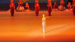 """Кремлевский балет. """" Корсар"""".Алиса Асланова"""