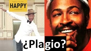 Pharrel Williams VS Marvin Gaye: Happy (2014) - Ain't That Peculiar (1966) MASHUP