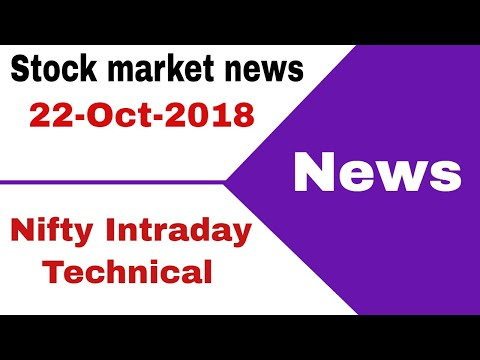Stock market news - #22-Oct-2018 - Strides pharma, tata sons, adani group, gayari project 🔥🔥🔥