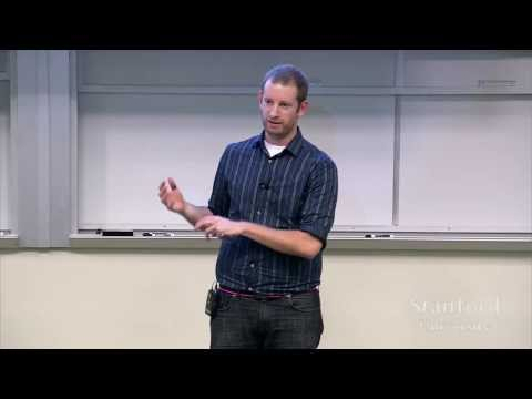 Stanford Seminar – Expressing yourself in R