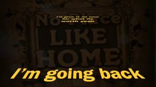 I'm Coming Home - Marc Robillard  [Official Lyric Video]