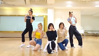 [Red Velvet   Umpah Umpah] Dance Practice Mirrored