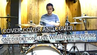 Bounty Ramdhan - One Direction - Live While We're Young (Drum Cover) HD
