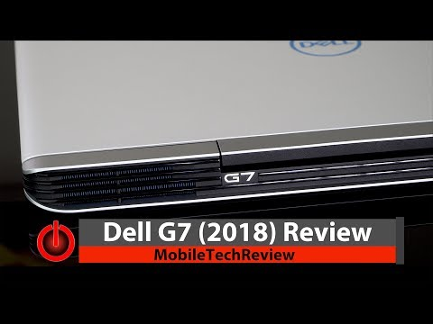 """Dell G7 15"""" Gaming Laptop Review"""