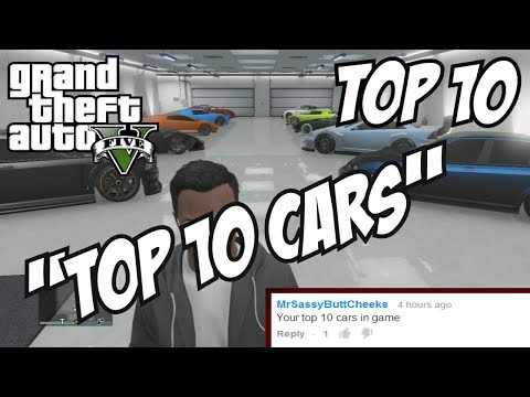 GTA 5 - Top 10 Best Cars!! (GTA V Best Cars!!)