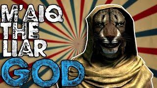 M'aiq The Liar is a God Theory | Elder Scrolls Theory | Elder Scrolls Lore