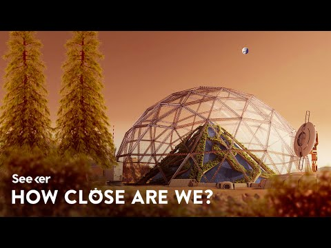 How Close Are We to Terraforming Mars?