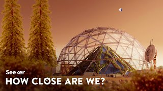 How Close Are We to Terraforming Mars? by DNews