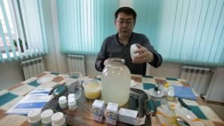 Рецепт приготовления ЭМ-кваса