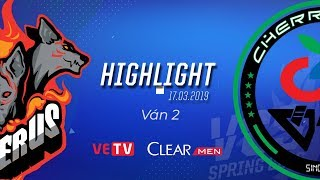 CES vs CR  Highlight [VCS Mùa Xuân 2019][17.03.2019][Ván 2]