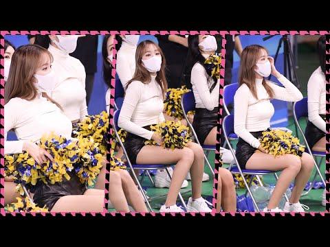 [4K] 201130 치어리더 임수지 직캠 (Cheer…