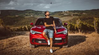 Alfa Romeo STELVIO QUADRIFOGLIO 2020 | The Worlds Most Fun SUV?