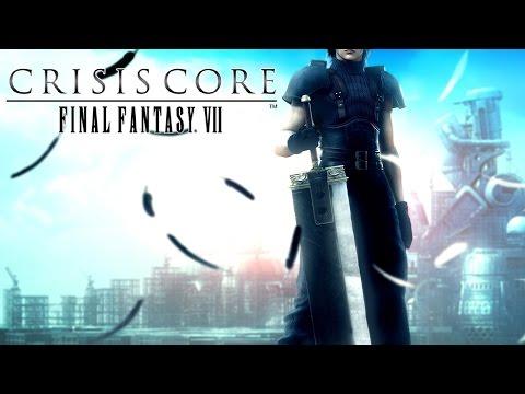 Видео № 0 из игры Crisis Core: Final Fantasy VII [PSP]