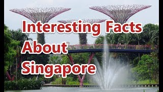 14 Interesting Facts About Singapore In Hindi