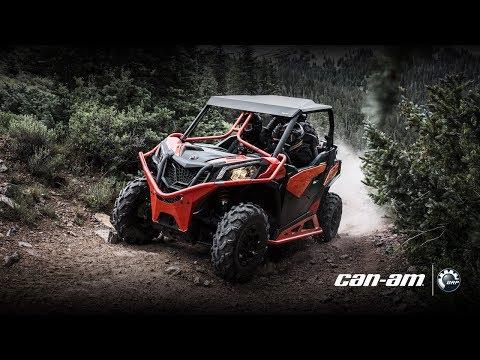 2018 Can-Am Maverick Trail 1000 DPS in Ruckersville, Virginia