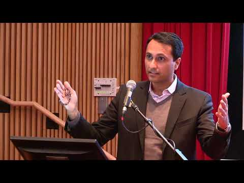 "Eboo Patel: ""Building a Diverse Democracy: Interfaith Engagement in Times of Crisis"""