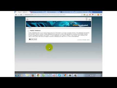 hướng dẫn tạo wap trên hosting với mã nguồn mở wordpress