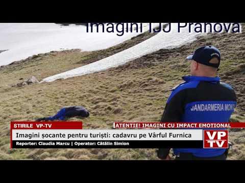 Imagini șocante pentru turiști: cadavru pe Vârful Furnica
