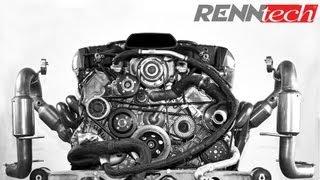 RENNtech SLR Dyno Run