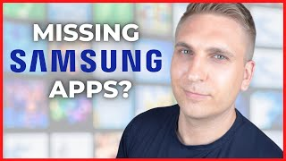 Why These Streaming Apps Are Missing From Your Samsung TV