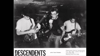 "The Descendents - ""I Wanna Be A Bear"""