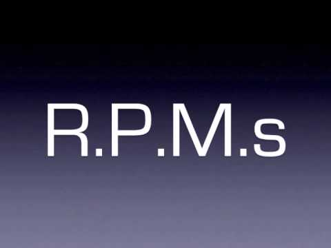 *OFFICIAL* R.P.M. with lyrics by Sasha Pieterse