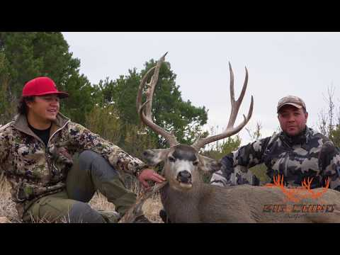 Kaibab Deer Hunts With Big Chino Outfitters