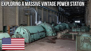 URBEX | Exploring a massive vintage power station | 2017