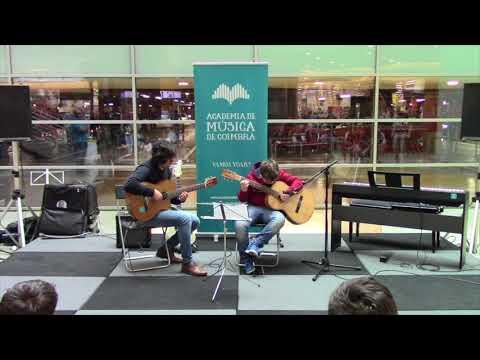 António Martins Guitarra Prof Miguel Duarte Boa Viagem AMC Abr 2018
