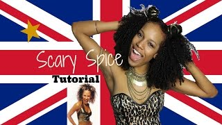 Scary Spice Transformation | Spice Girl​​​ | simplybiancaalexa​​​