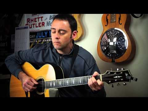 Cliffs of Dover Solo Acoustic Guitar