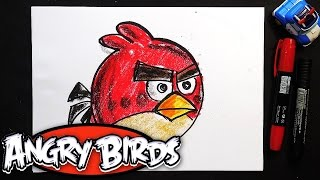 Злые птички Angry birds