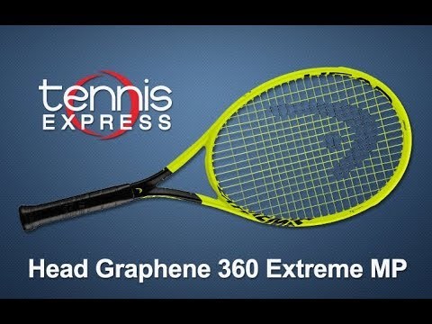 HEAD Graphene 360 Extreme MP Tennis Racquet Review | Tennis Express