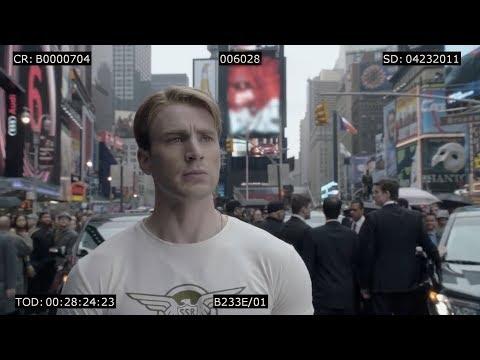 Captain America: The First Avenger Deleted Scene.