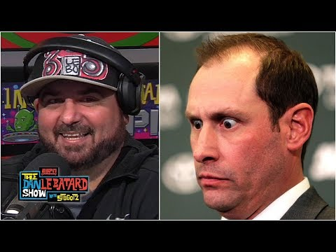 Adam Gase responds to jokes about eyes at press conference: 'It's irrelevant' | Dan Le Batard Show