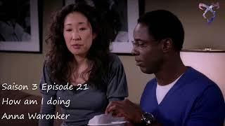 Grey's Anatomy S3E21 - How am I doing - Anna Waronker