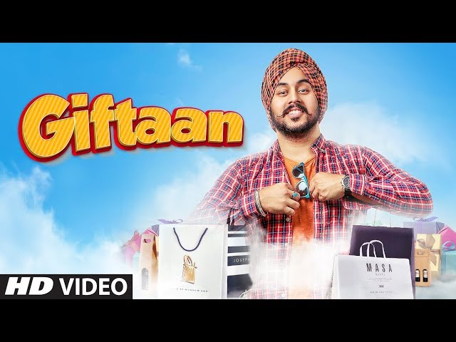 Giftaan Full Video Song HD | Deep Karan | Latest Punjabi Songs 2018