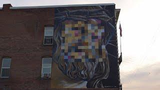 The heARTbeat of Spokane; Daniel Lopez, Muralist