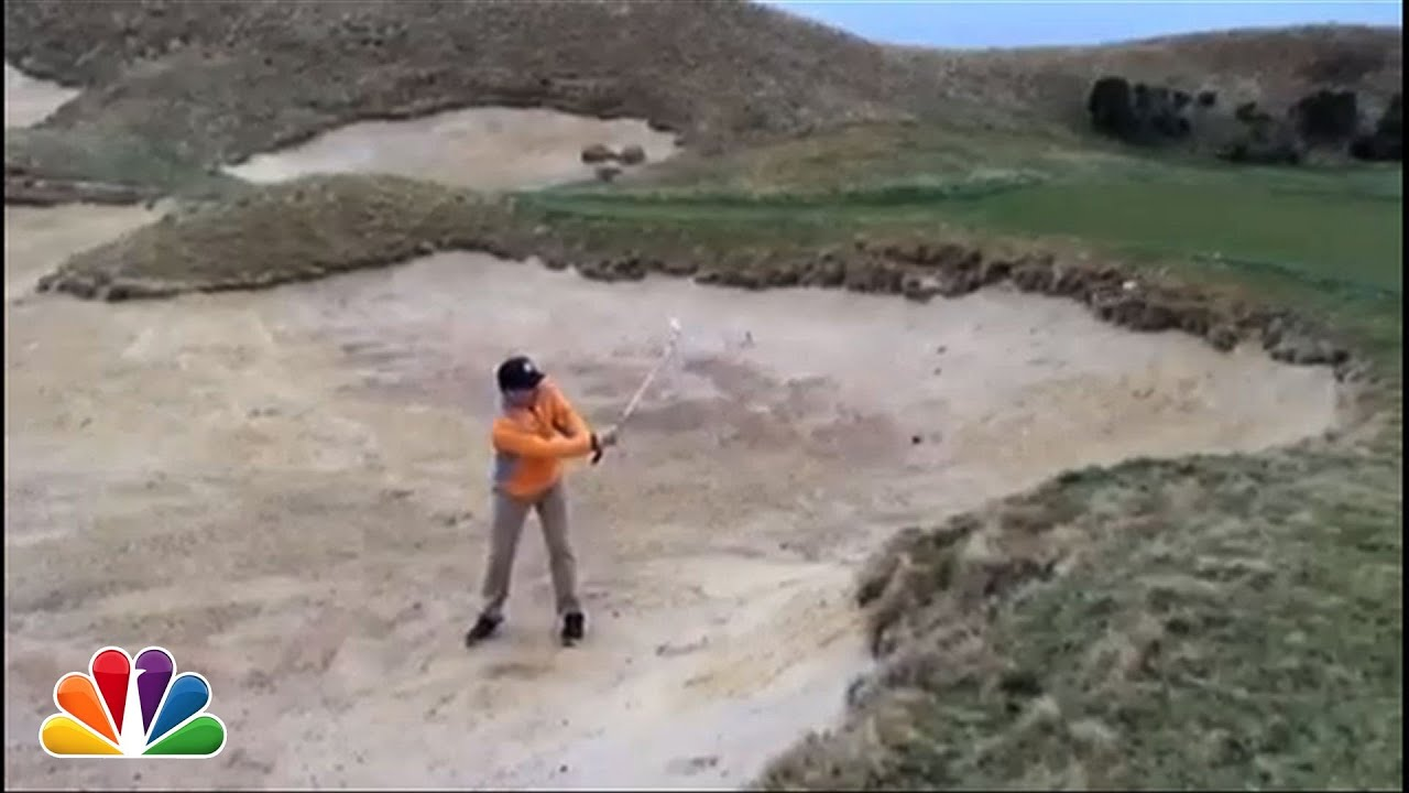 Jimmy's Chip-in from the Bunker thumbnail