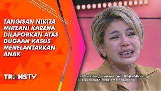 Download Video RUMPI - Nikita Mirzani Menangis Dianggap Menelantarkan Anak Oleh Mantan Suaminya (21/8/19) Part 1 MP3 3GP MP4
